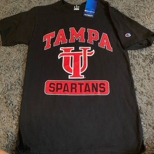 University of Tampa t-shirt